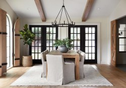 Elegant Modern Dining Room Design Ideas 49