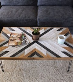 Gorgeous Coffee Table Design Ideas 19
