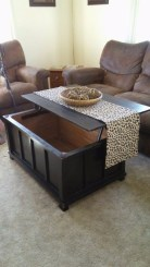 Gorgeous Coffee Table Design Ideas 45