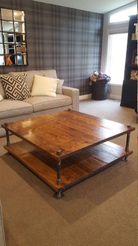 Gorgeous Coffee Table Design Ideas 47