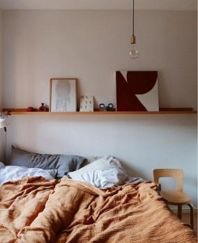 Gorgeous Guest Bedroom Decoration Ideas 38
