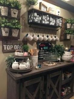 Great Coffee Cabinet Organization Ideas 02