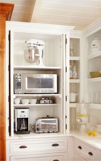 Great Coffee Cabinet Organization Ideas 05