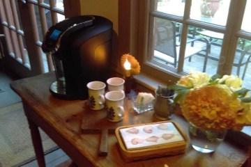 Great Coffee Cabinet Organization Ideas 11
