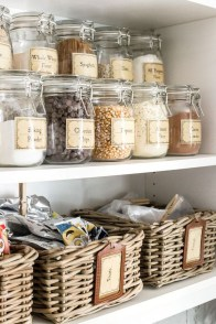 Great Coffee Cabinet Organization Ideas 21