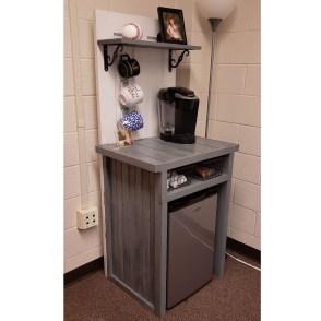 Great Coffee Cabinet Organization Ideas 40