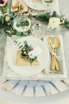 Great Spring Table Setting Ideas 17