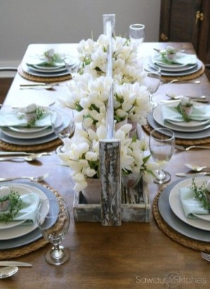 Great Spring Table Setting Ideas 26