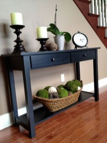 Inspiring Console Table Ideas 05