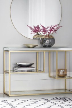 Inspiring Console Table Ideas 07