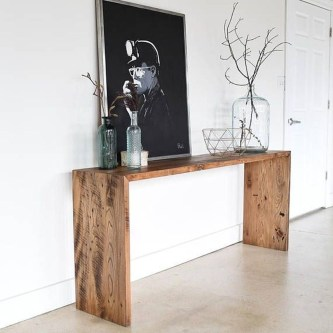 Inspiring Console Table Ideas 23