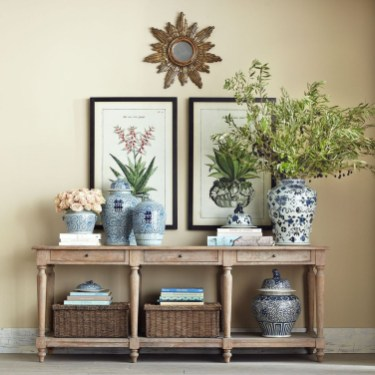 Inspiring Console Table Ideas 41