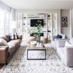 Inspiring Furniture Color Ideas For Your Living Room 04