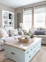 Inspiring Furniture Color Ideas For Your Living Room 32
