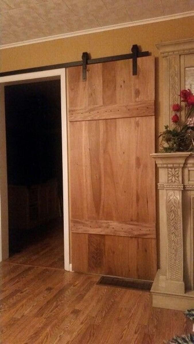 Inspiring Sliding Barn Door Ideas 12