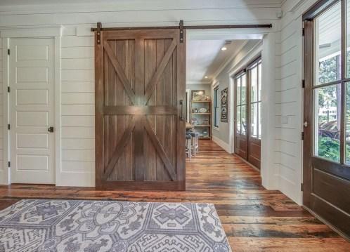 Inspiring Sliding Barn Door Ideas 18