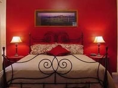 Lovely Valentine Master Bedroom Decor Ideas 07