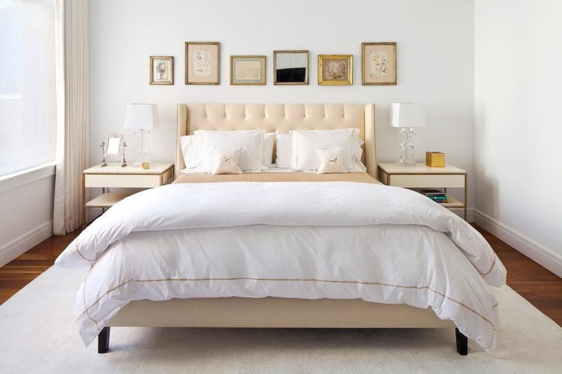 Lovely Valentine Master Bedroom Decor Ideas 34