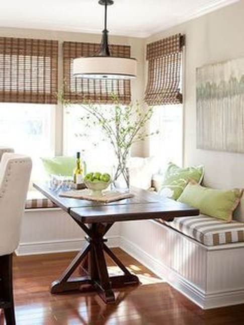 Perfect Farmhouse Dining Table Design Ideas 10