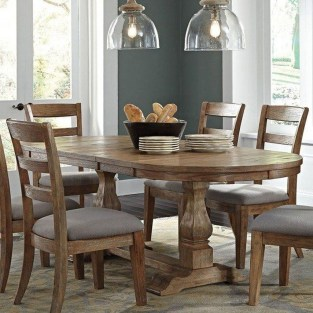 Perfect Farmhouse Dining Table Design Ideas 13