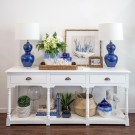 Stunning Coastal Living Room Decoration Ideas 46