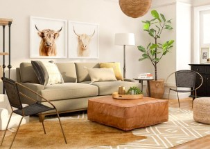 Stunning Family Friendly Living Room Ideas 04