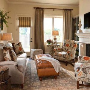 Stunning Family Friendly Living Room Ideas 32