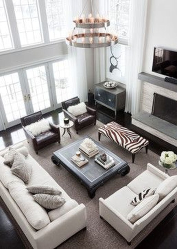 Stunning Family Friendly Living Room Ideas 45