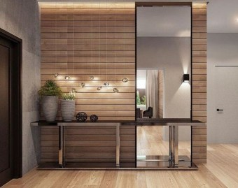 Stunning Modern Entryway Design Ideas 16