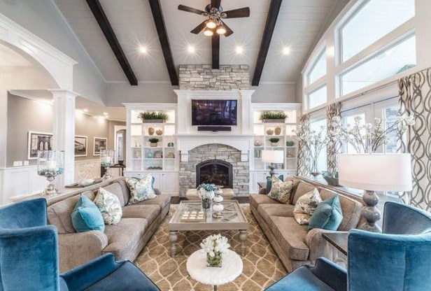 The Best Paint Color Ideas For Your Living Room 10