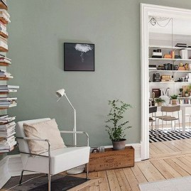 The Best Paint Color Ideas For Your Living Room 23