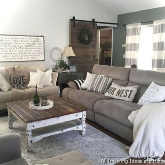 The Best Paint Color Ideas For Your Living Room 32