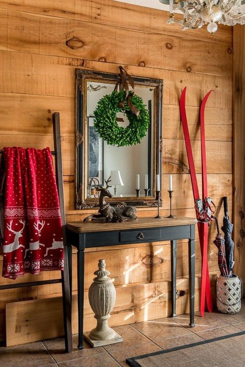 The Best Winter Entryway Decor Ideas 11