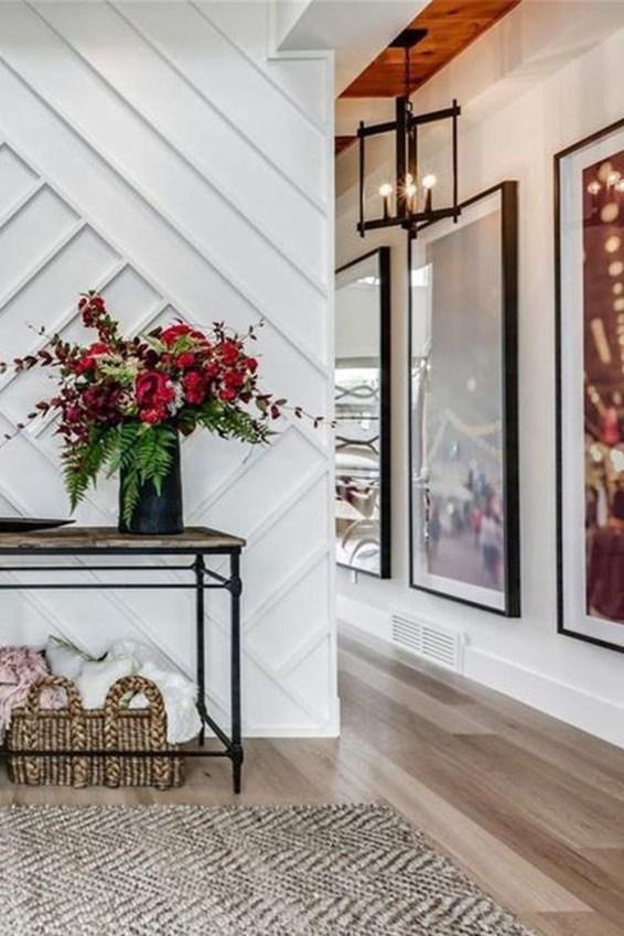 The Best Winter Entryway Decor Ideas 40