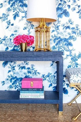 Affordable Blue And White Home Decor Ideas Best For Spring Time 08