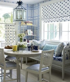 Affordable Blue And White Home Decor Ideas Best For Spring Time 12