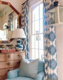 Affordable Blue And White Home Decor Ideas Best For Spring Time 19