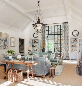 Affordable Blue And White Home Decor Ideas Best For Spring Time 25