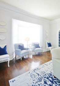 Affordable Blue And White Home Decor Ideas Best For Spring Time 31