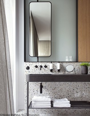 Beautiful Bathroom Mirror Design Ideas 07