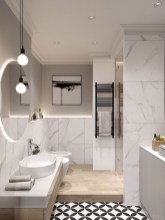 Beautiful Bathroom Mirror Design Ideas 14