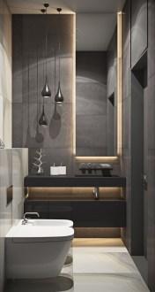 Beautiful Bathroom Mirror Design Ideas 30