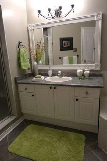 Beautiful Bathroom Mirror Design Ideas 42