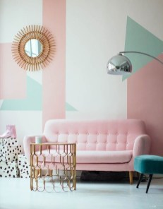 Beautiful Spring Decor Ideas With Pastel Color 01