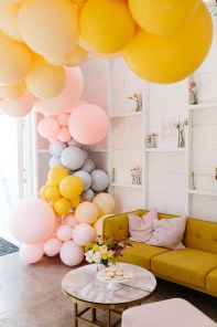 Beautiful Spring Decor Ideas With Pastel Color 05