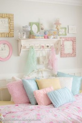 Beautiful Spring Decor Ideas With Pastel Color 25