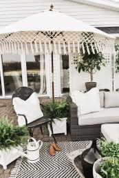 Popular Small Backyard Patio Design Ideas 15