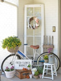 Stunning Spring Front Porch Decoration Ideas 27