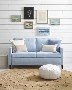 The Best Coastal Theme Living Room Decor Ideas 09