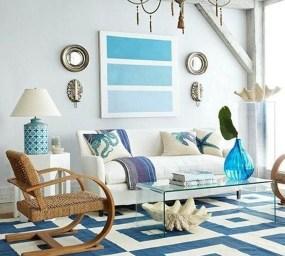The Best Coastal Theme Living Room Decor Ideas 35